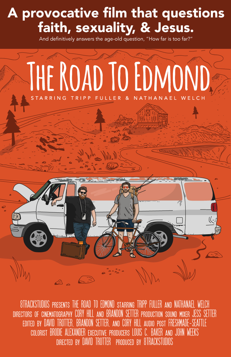 """Which Road Are You On? You Should Spend Some Time On """"The Road to Edmond"""""""
